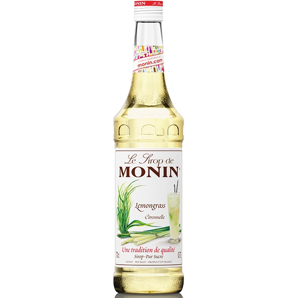 Monin Lemongrass 0,7l