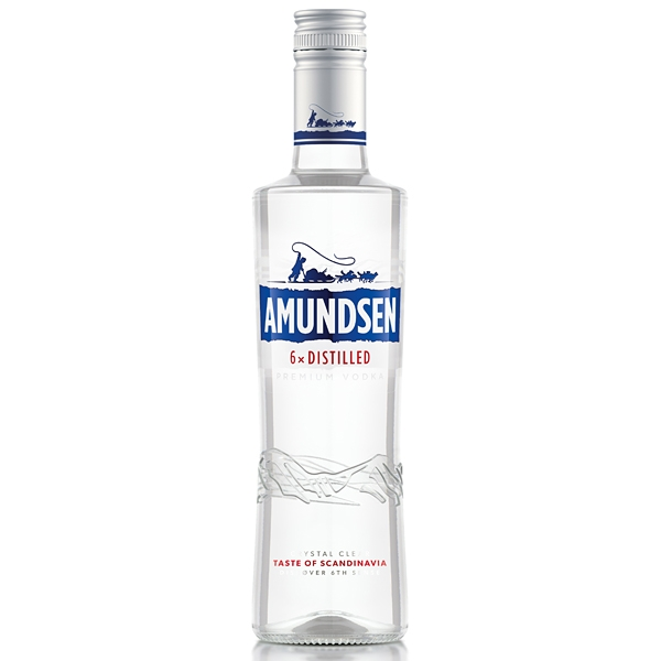 Vodka Amundsen 0,5l 37,5%