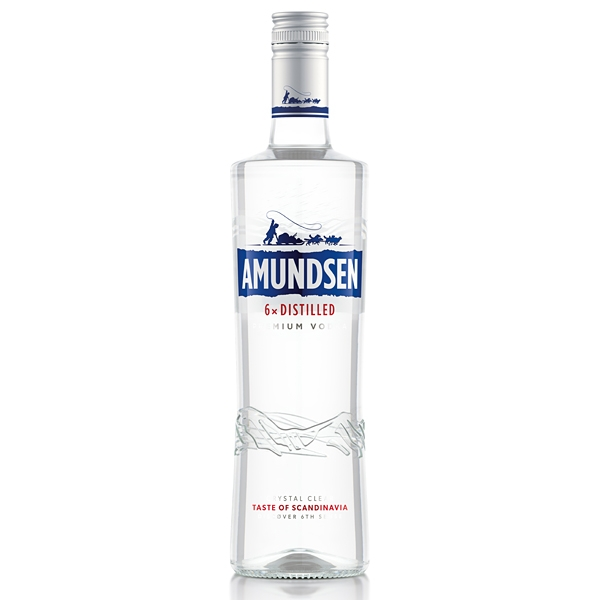 Vodka Amundsen 1l 37,5%