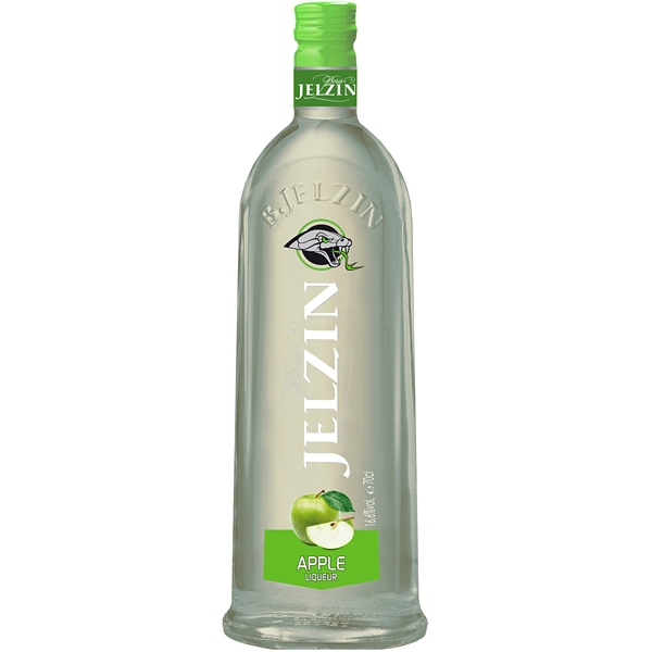 Vodka Boris Jelzin Apple 0,7l 16,6%