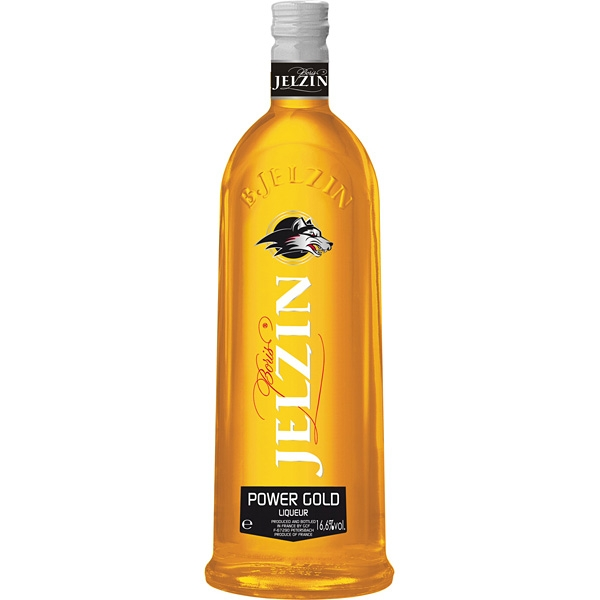 Vodka Boris Jelzin Power Gold 0,7l 17,7%