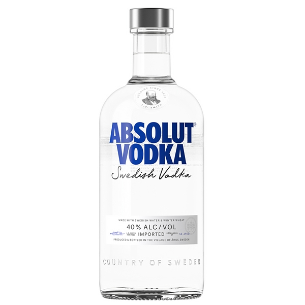 Vodka Absolut 0,7l 40%