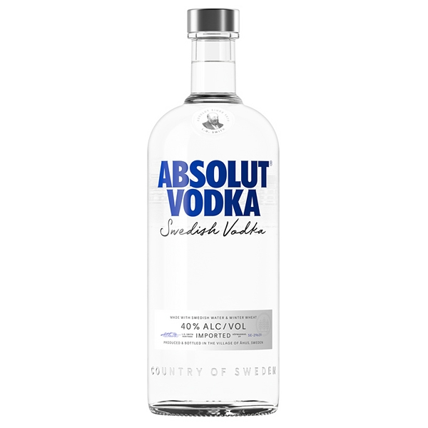 Vodka Absolut 1l 40%