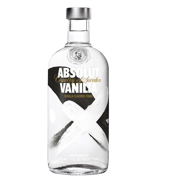 Vodka Absolut Vanilia 0,7l 40%