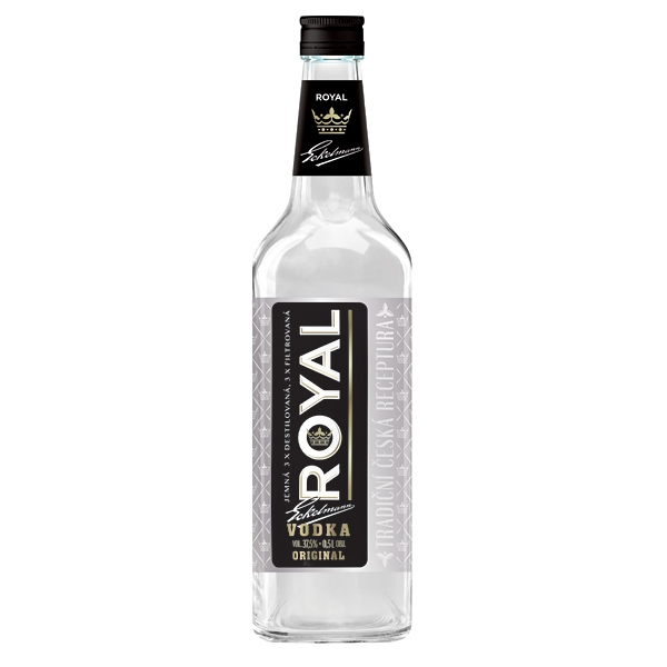 Vodka Royal Boris 0,5l 37.5%