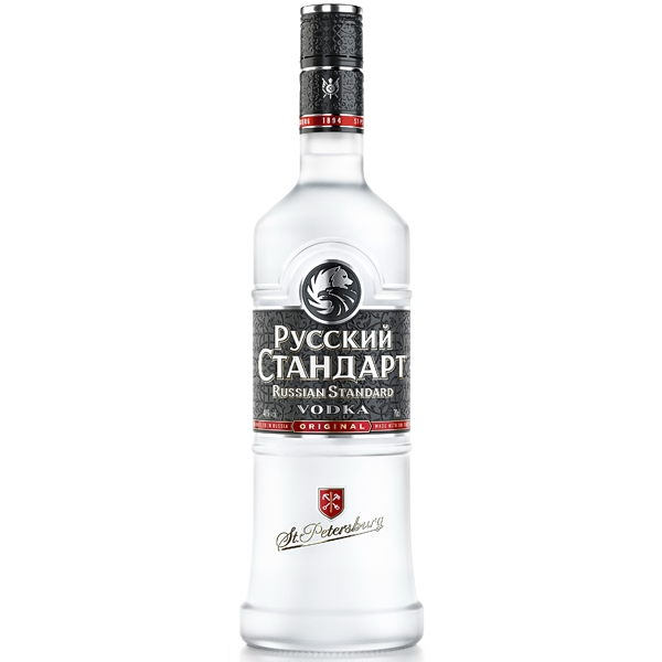 Vodka Russian Standard Original 0,7l 40%