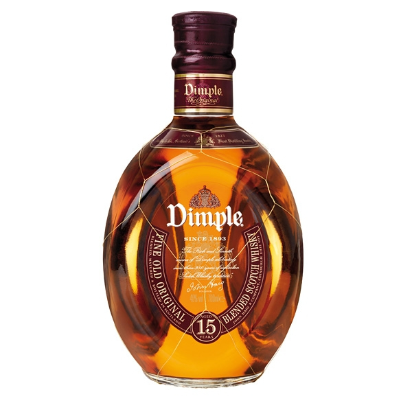 Whisky Dimple 15YO 0,7l 40%