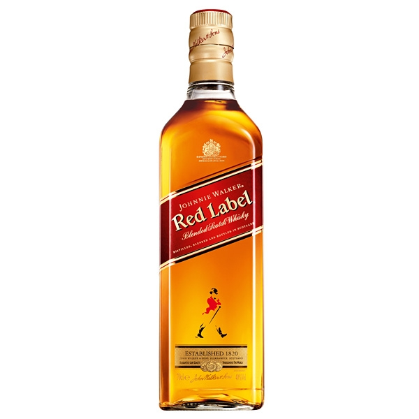 Whisky Johnnie Walker Red 0,7l 40%