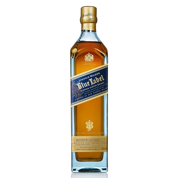 Whisky Johnnie Walker Blue 0,7l 40%