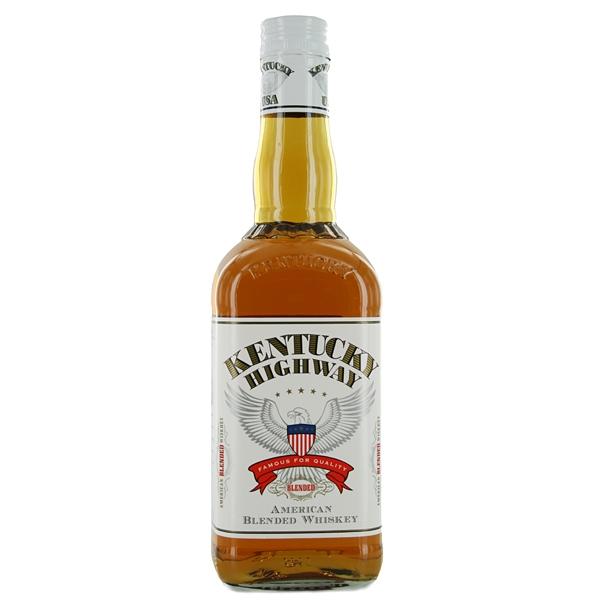 Whisky Kentucky Highway 0,7l 40%