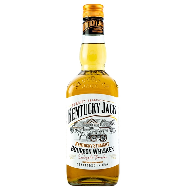 Kentucky Jack Bourbon 0,7l 40%