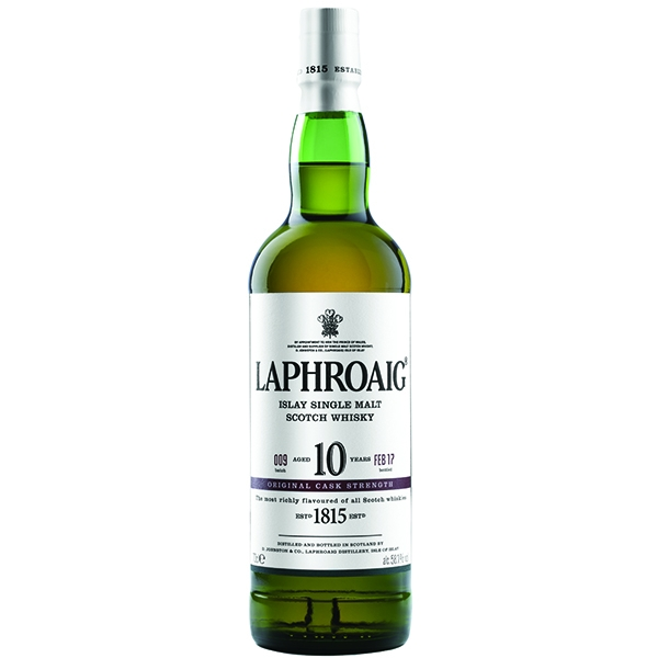 Whisky Laphroaig Single Malt 10YO 0,7l 40%