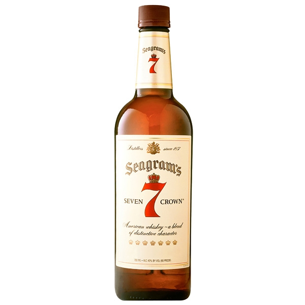 Whisky Seven Crown 1l 40%