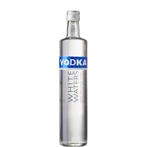 Vodka White Waters 0,7l 40%