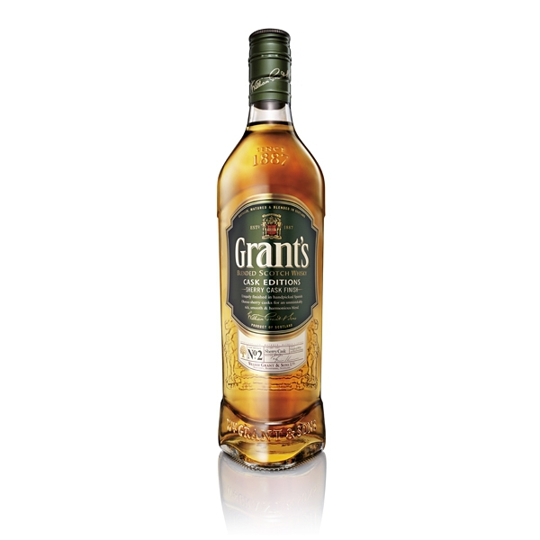 Whisky Grants Sherry Cask 0,7l 40%