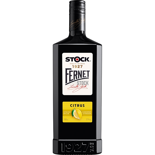 Fernet Citrus 1l 27% Stock