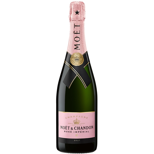 Champagne Moet&Chandon Rose Imperial 0,75l 12%