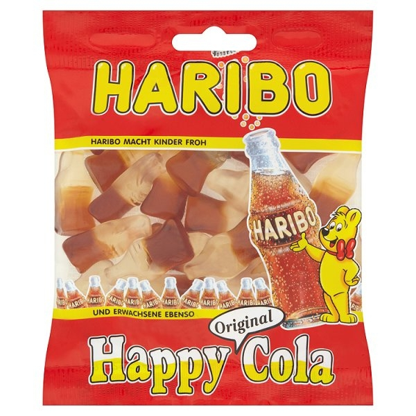 Haribo Happy Cola 100g 30/BAL