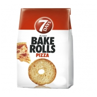 Bake Rolls Pizza 80g 7Days 14/BAL