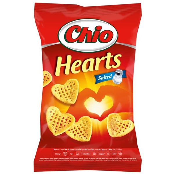 Chio Super Hearts Sůl 65g 15/BAL