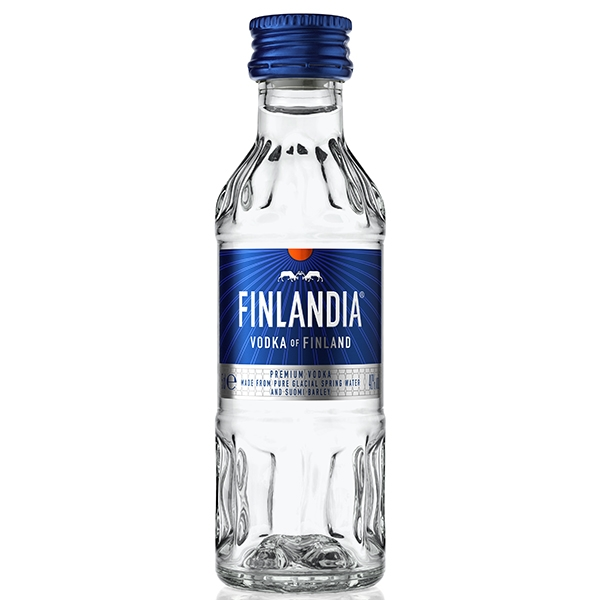 Vodka Finlandia 0,05l 40% Mini
