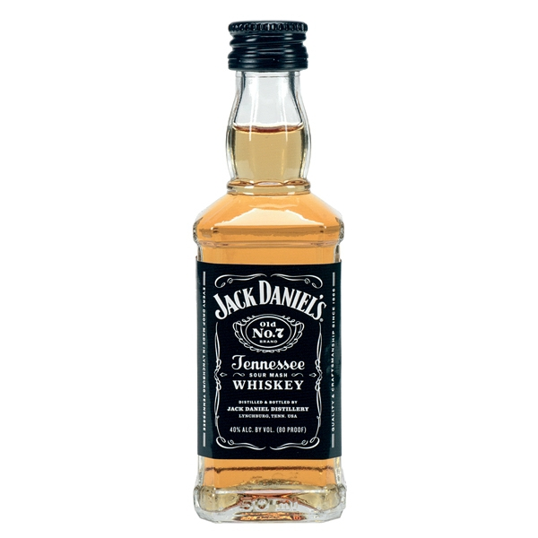 Whisky Jack Daniels 0,05l 40% Mini