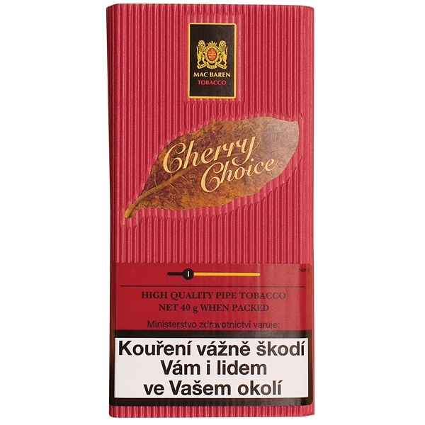 Tabák Mac Baren Cherry Choice 40g