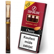 Djarum Wood Tip Cherry 5ks