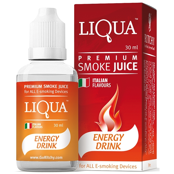 Liquid Liqua Energy Drink 30ml - 18mg