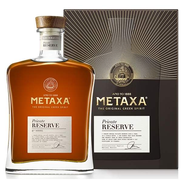 Metaxa Private Reserve 0,7l 40%