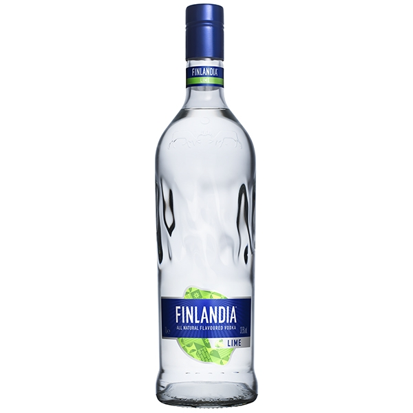 Vodka Finlandia Lime 1l 37,5%