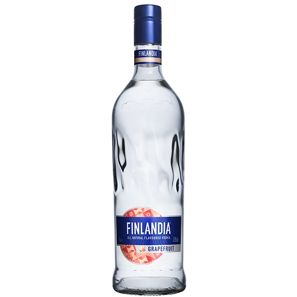 Vodka Finlandia Grapefruit 1l 37,5%