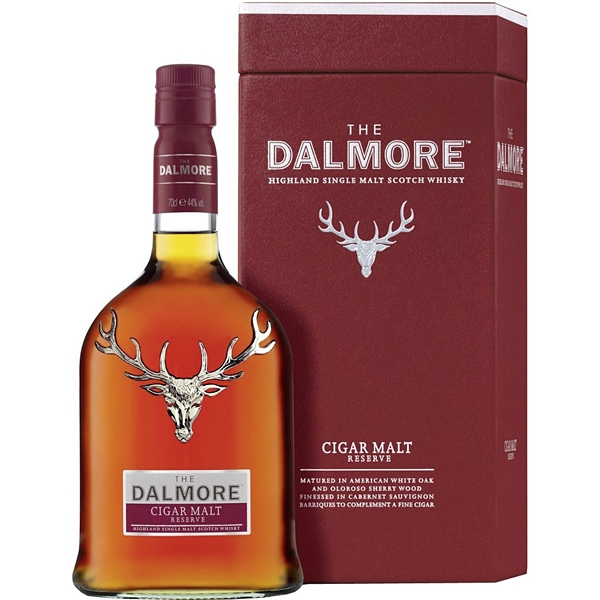Whisky Dalmore Cigar Malt 0,7l 44%