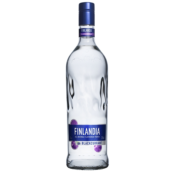 Vodka Finlandia Blackcurrant 1L 37,5%