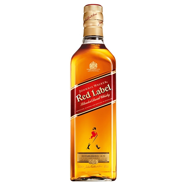 Whisky Johnnie Walker Red 0,5l 40%
