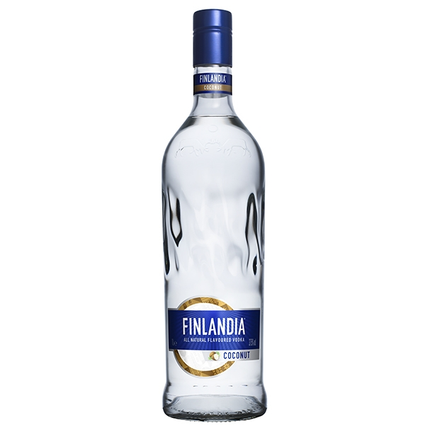 Vodka Finlandia Coconut 1l 37,5%