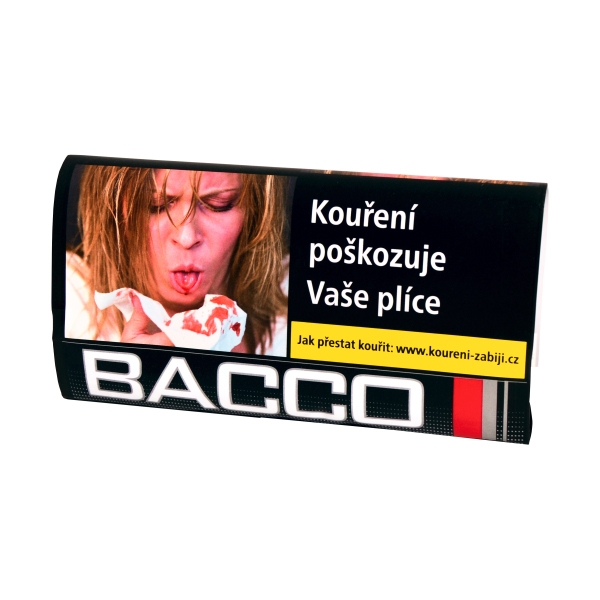 Tabák cigaretový Bacco Dark Tobacco 30g SO