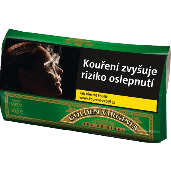 Tabák cigaretový Golden Virginia 50g SO