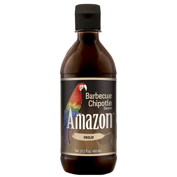 Amazon Omáčka Barbecue Chipotle 480ml