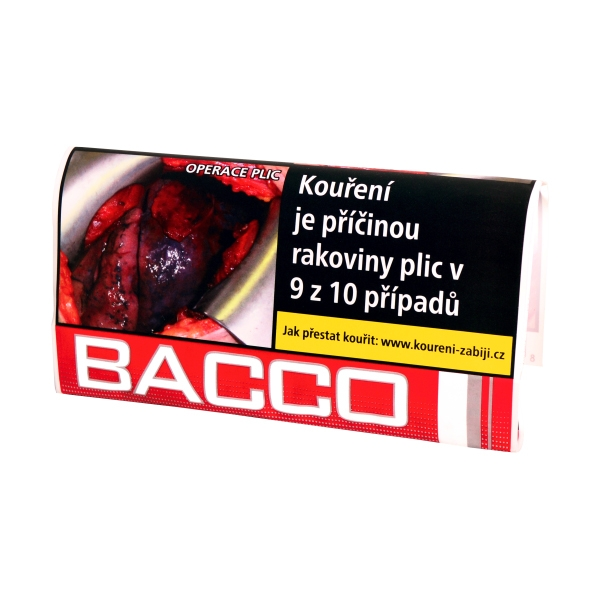 Tabák cigaretový Bacco American Blend 30g SO