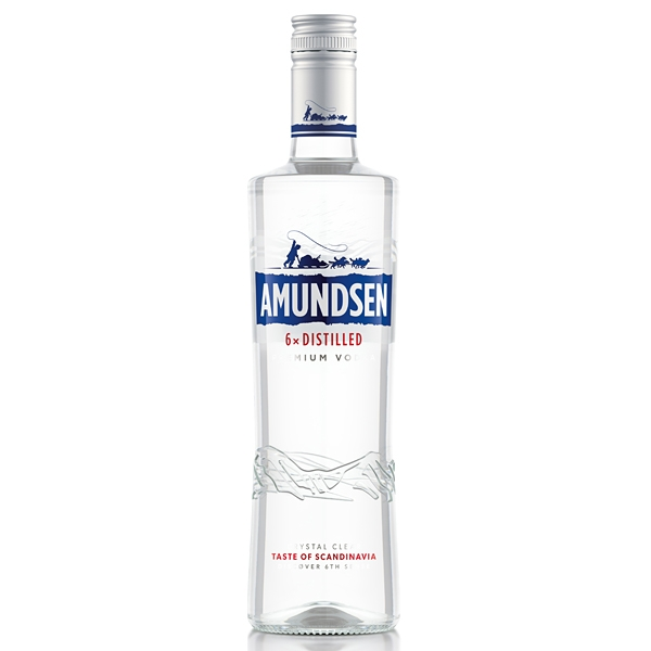 Vodka Amundsen 0,7l 37,5%