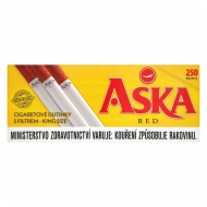 Dutinky Aska Red 250 ks