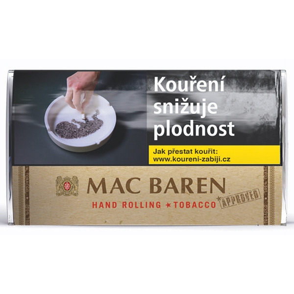 Tabák cigaretový Mac Baren Hand Rolling 30g SO