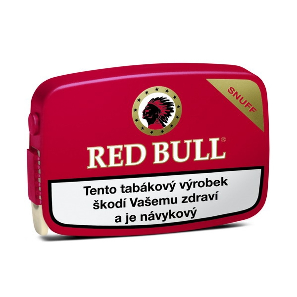 Tabák šňupací Red Bull 10g SO