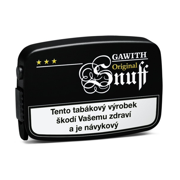 Tabák šňupací Gawith Original 10g SO