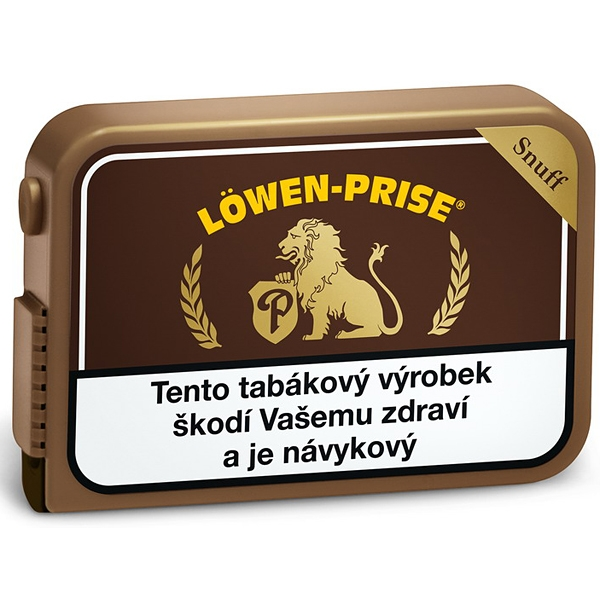 Tabák šňupací Lowen Prise 10g SO