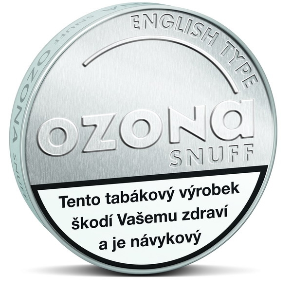 Tabák šňupací Ozona English Type 5g SO