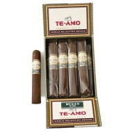 Doutníky Te Amo World Selection Series Robusto Mexico
