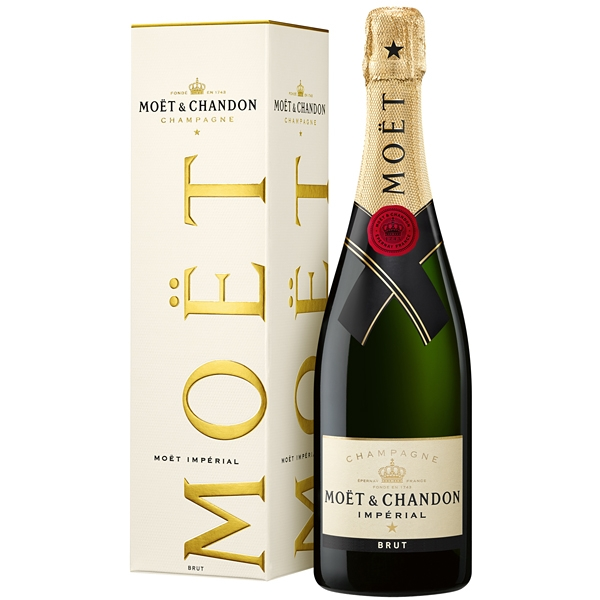 Moet&Chandon Imperial 0,75l in giftbox