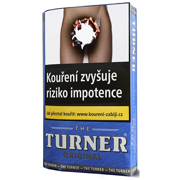 Tabák cigaretový Turner Original 40g SO